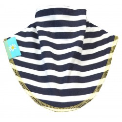 St Ives Stripe Dribble Bib