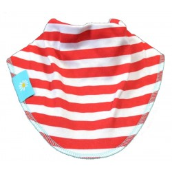 Nautical But Nice Dribble Bib
