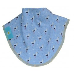 Sea Gulls  Dribble Bib