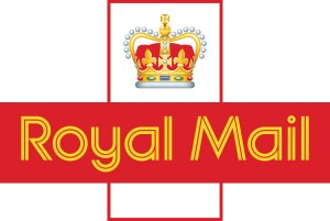 Royal Mail Second Class